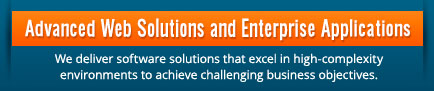 Advanced Web Solutions and Enterprise Applications